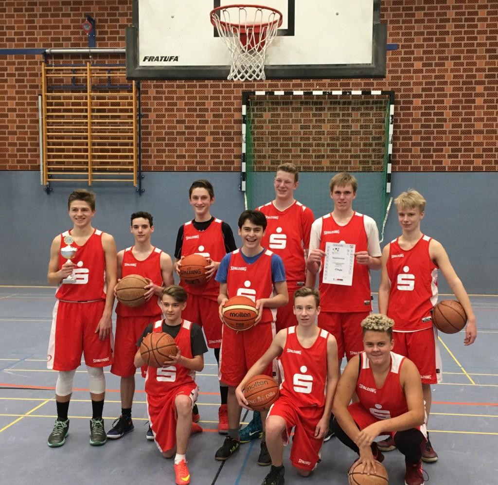 Kreismeister Basketball 2017